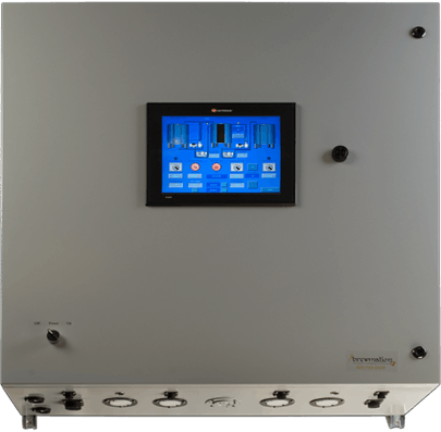 Complete brewery control panel Control System sold by Eclectic Ales
