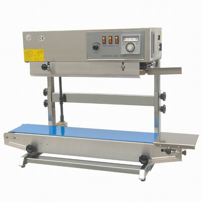 Table Top Continuous Bag Sealer Induction sealer sold by Crystal Vision Packaging Systems