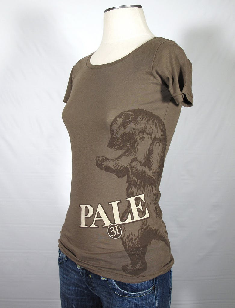 LADIES Alternative Apparel - Firestone Walker Pale 31 Promotional shirt sold by Brewery Outfitters