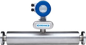 Krohne OPTIMASS 1000 Coriolis Mass Flow Meter Flow Meter sold by Instrumart