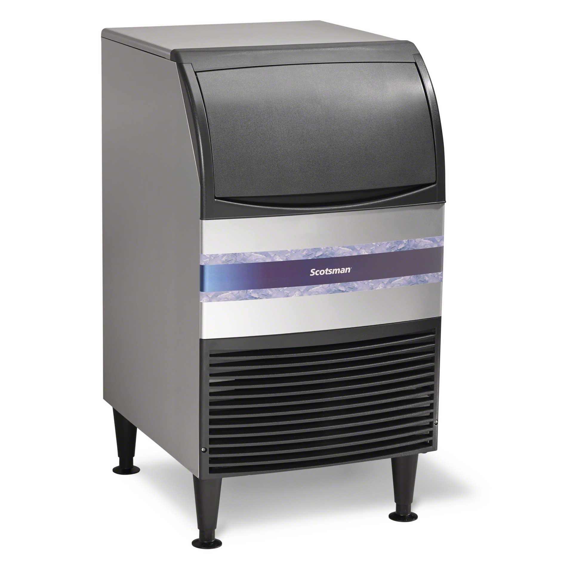 Scotsman - CU0920MA-1 100 lb Self-Contained Undercounter Cube Ice Machine- Essential™ Series Ice machine sold by Food Service Warehouse