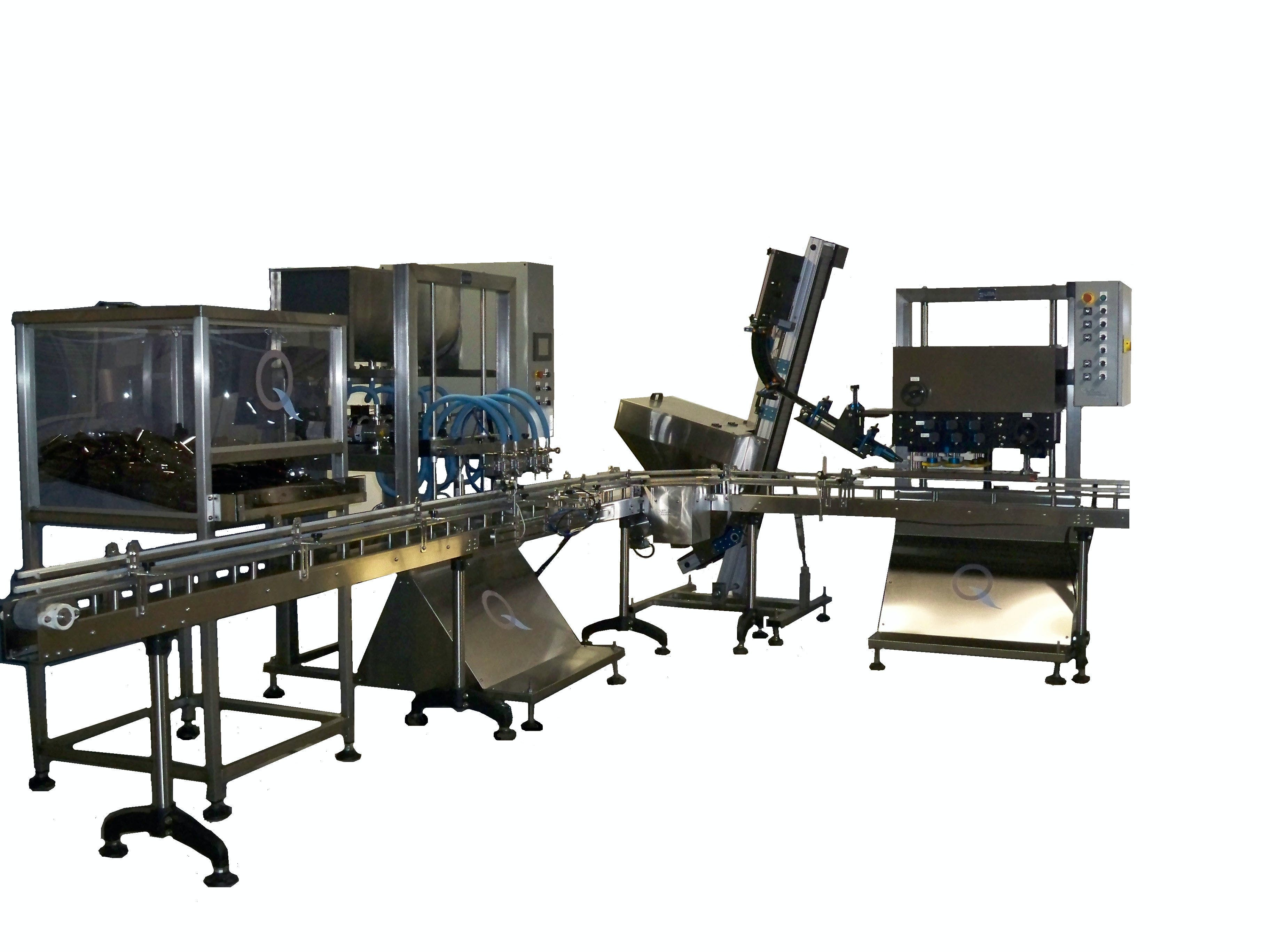 Complete Turnkey Packaging Solutions