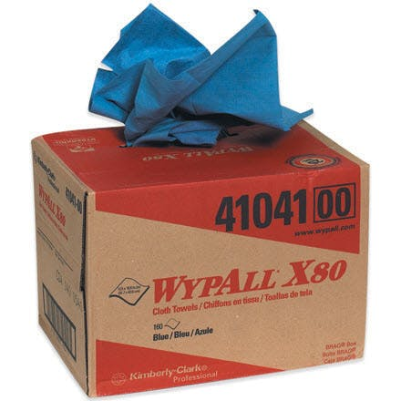 Wipers & Rags Janitorial supplies sold by Ameripak, Inc.
