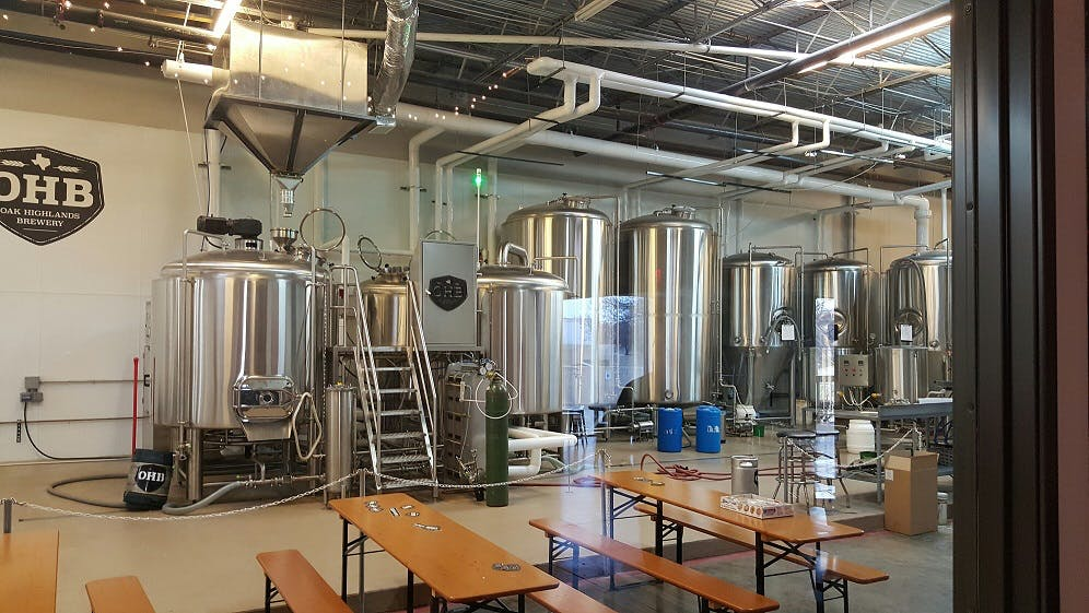 Alpha Brewing Operations Brewhouse sold by Alpha Brewing Operations