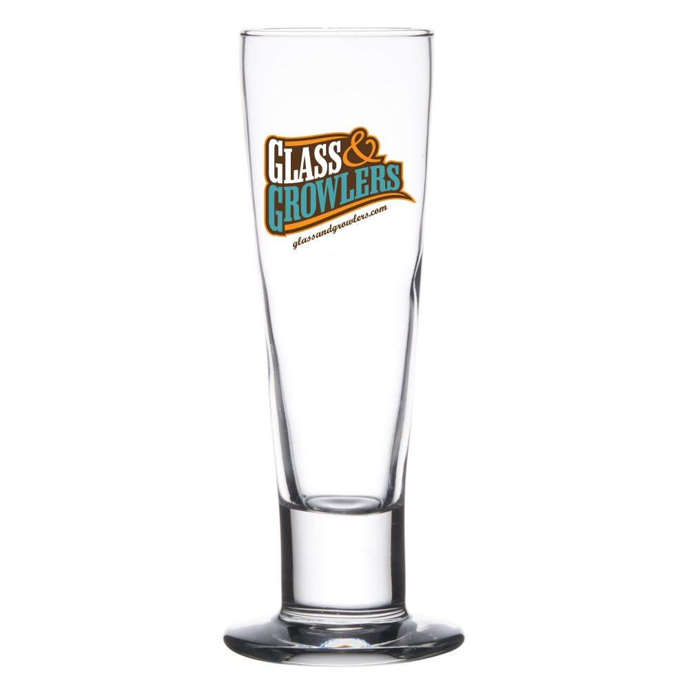 3822 Catalina Flute 5.5 oz Beer glass sold by Glass and Growlers