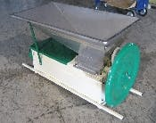Crusher - DeStemmer, Manual with Stainless Steel Hopper Grape crusher/destemmer sold by Carolina Wine Supply
