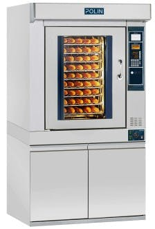 Scooter Half-Rack Oven Convection oven sold by pro BAKE Inc.