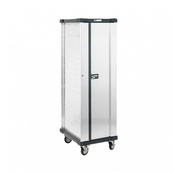 32 Pan Aluminum Delivery & Storage Cabinet