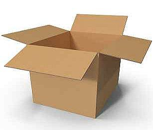 Corrugated Box ECT 48 Double Wall RSC Size 11 1/2 x 9 1/4 x 12 1/2 Cardboard carton sold by SpiritedShipper
