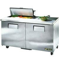 "rue TSSU-60-8 - 60"" 8 Bin Sandwich/Salad Prep Table Food prep table sold by Prima Supply"