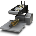 AP550 Flat-Surface Label Applicator - Bottle labeler sold by Primera Technology