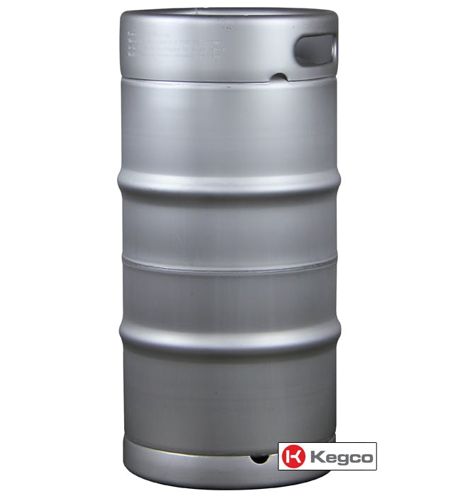 Slim 7.75 Gallon Commercial Kegs - Drop-In D System Sankey Valve Keg sold by Beverage Factory