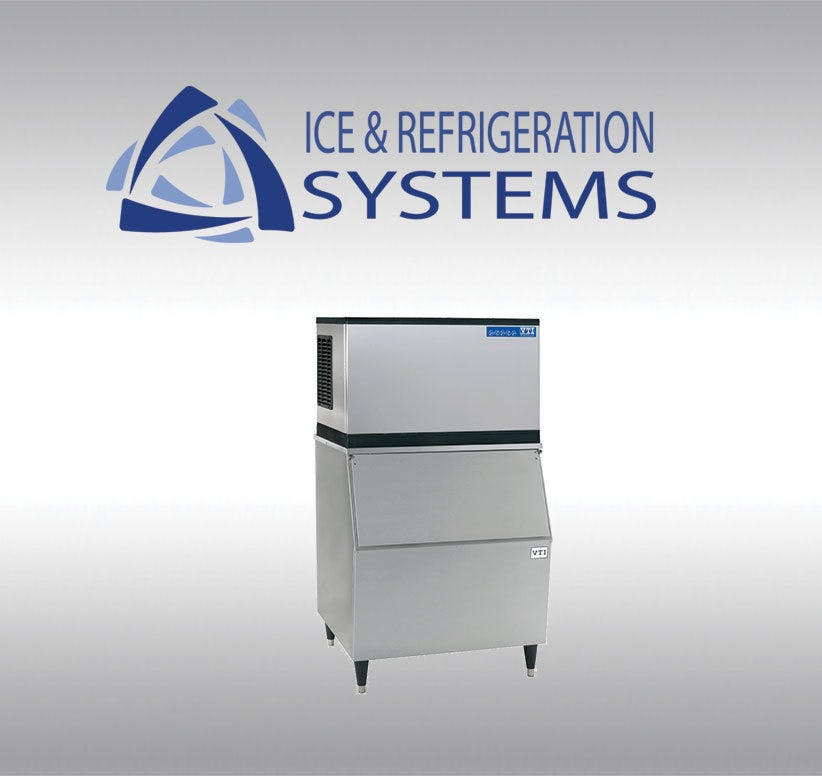 SPIKAMS440A & S500 Ice machine sold by Ice & Refrigeration Systems