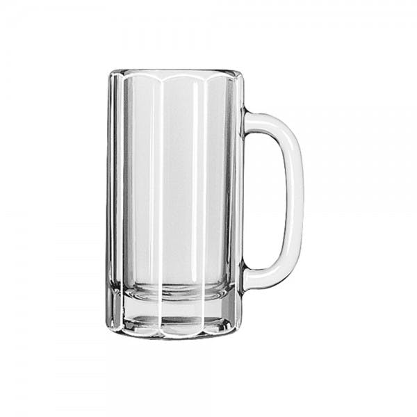 12 oz. Panel Heavy Beer Mug
