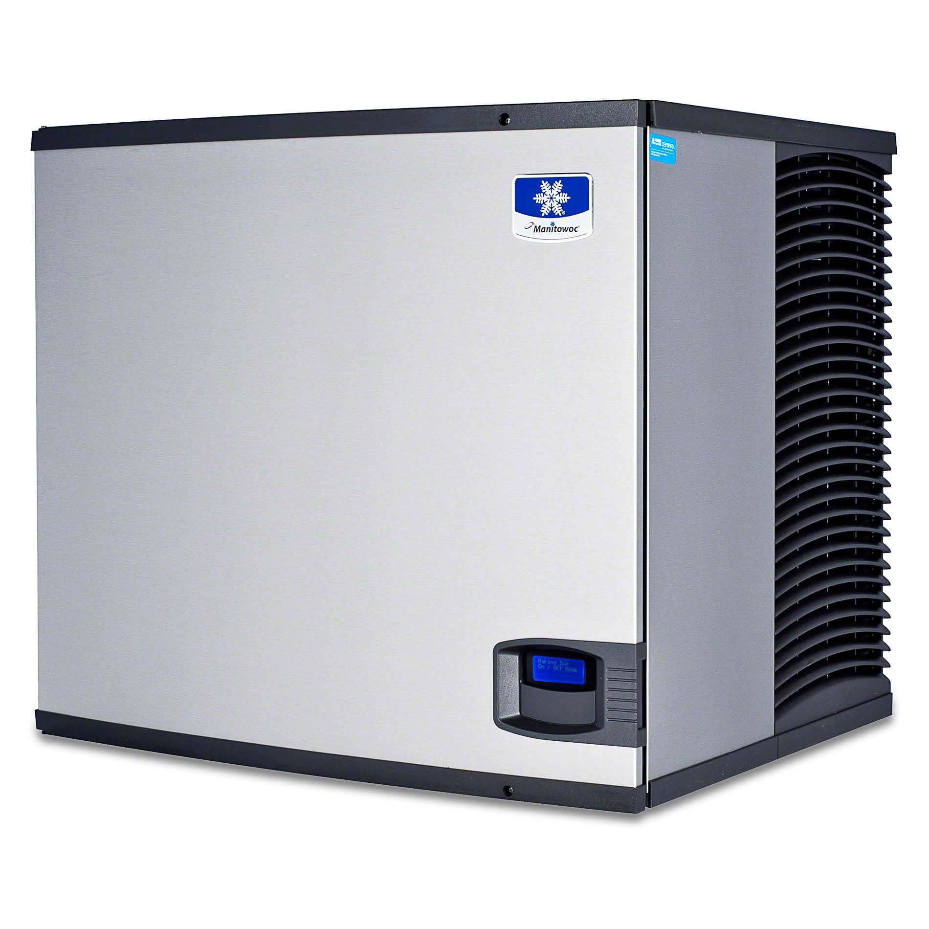 Manitowoc - ID-1003W 1000 lb Full Size Cube Ice Machine - Indigo Series - sold by Food Service Warehouse