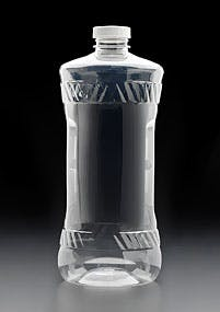 Cleaner Bottle Plastic bottle sold by Kaufman Container Company
