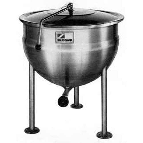 Southbend (KDLS-60) - 60 gal Stationary Direct Steam Kettle Steam kettle sold by Food Service Warehouse