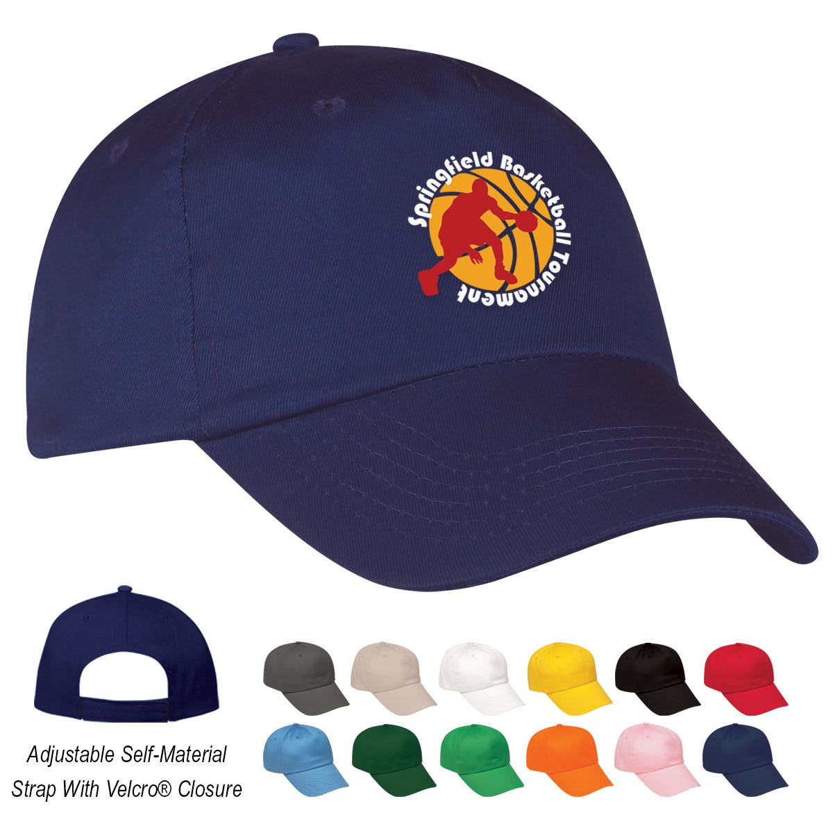 Price Buster Cap (Item # VFGIR-BEKJM) Promotional cap sold by InkEasy