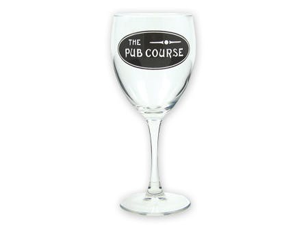 Nuance 8oz or 10oz Wine glass sold by Glass Tech