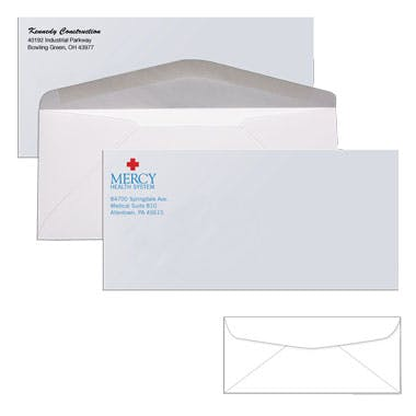 Business Envelope (Item # BENJO-ISFQB) Envelope sold by InkEasy