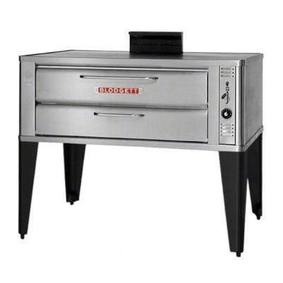 Blodgett 911P Pizza Deck Oven - sold by pizzaovens.com