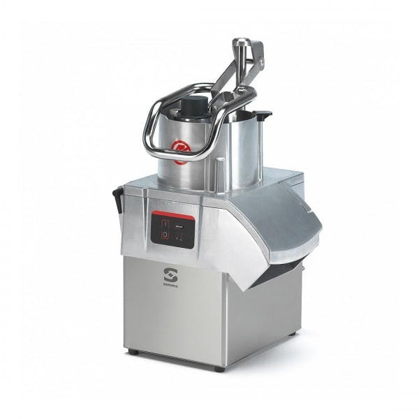 Stainless Commercial Food Processor w/ Large Hopper