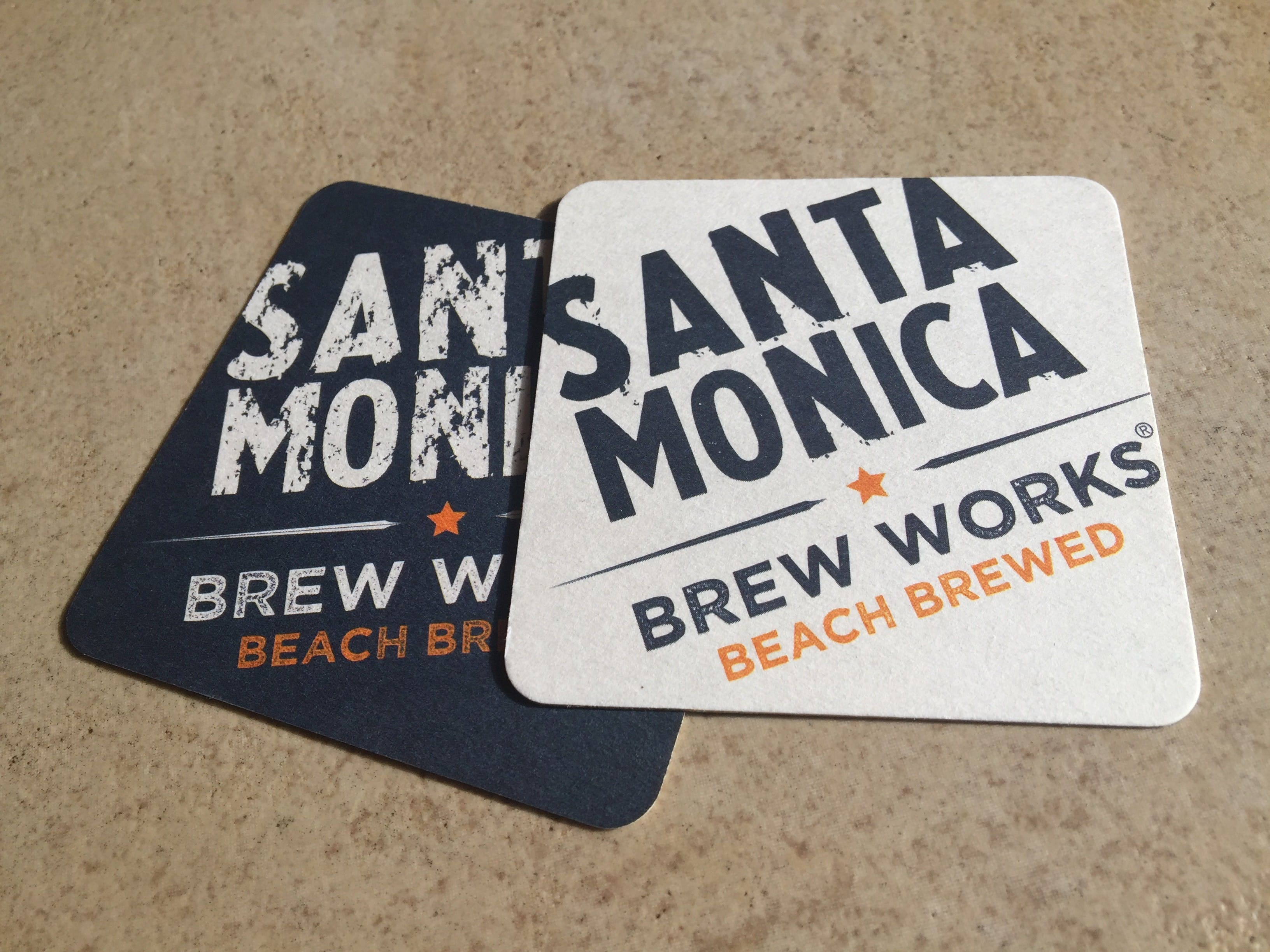 Square Coasters Drink coaster sold by Big Media Printing