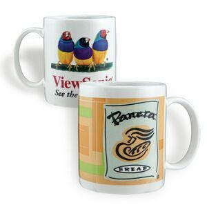 Custom mugs Ceramic mug sold by Distrimatics, USA