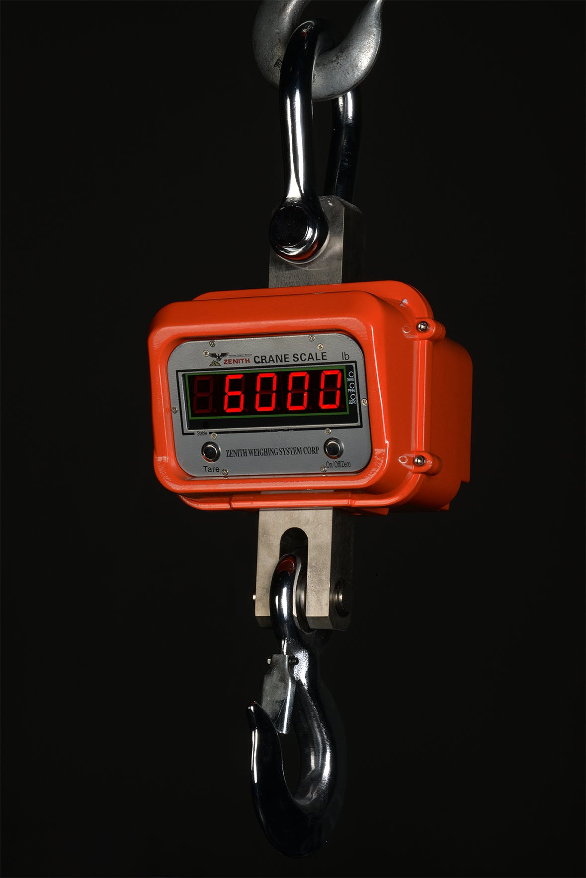Zenith Z-CR Heavy Duty Crane Scale - sold by Meilestone