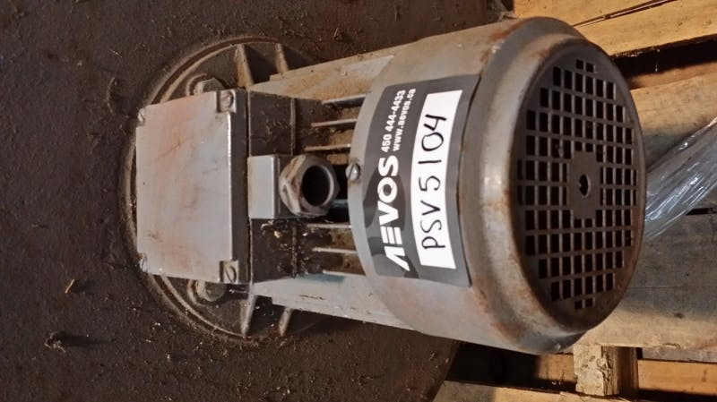 KLIMA PM123398 Blower (Used) - sold by Aevos Equipment