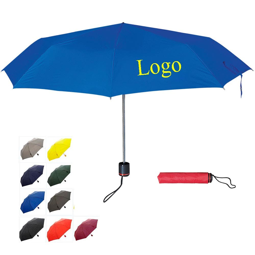 Mini Folding Umbrella (Item # KDEQP-JZFQY) Umbrella sold by InkEasy