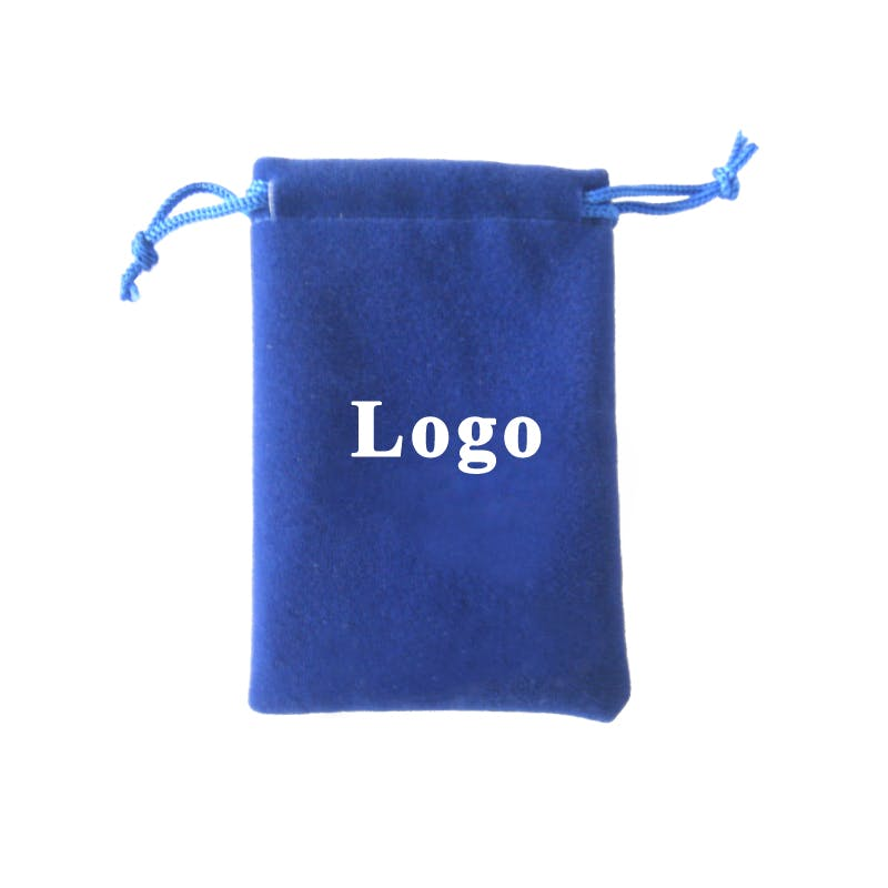 Drawstring Velvet Bag (Item #BCEOL-JCNLK) Velvet bag sold by InkEasy