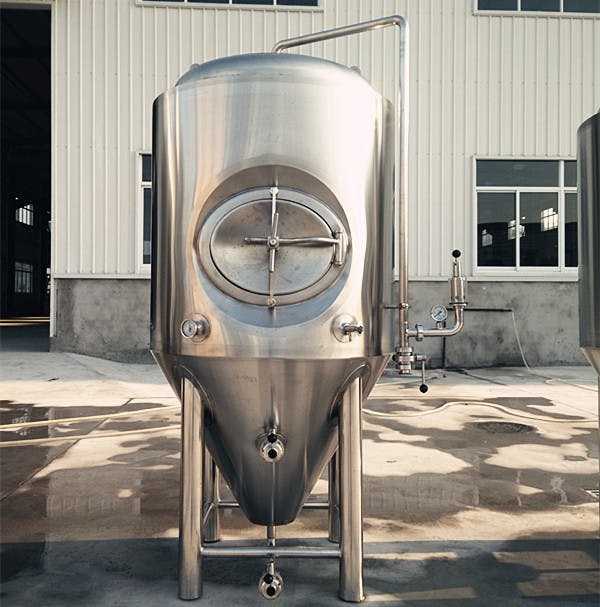 5BBL Fermenters - sold by TD Tanks, LLC