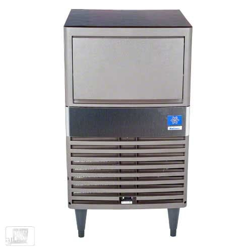 Manitowoc - QM-30A 65 lb Self-Contained Cube Ice Machine - QM 30 Series - sold by Food Service Warehouse