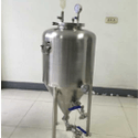 100 Liter Conical Fermenter With Cooling Jacket
