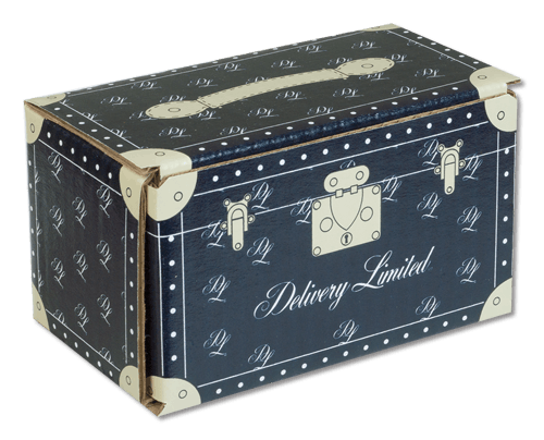 Custom printed boxes - sold by Luscan Group