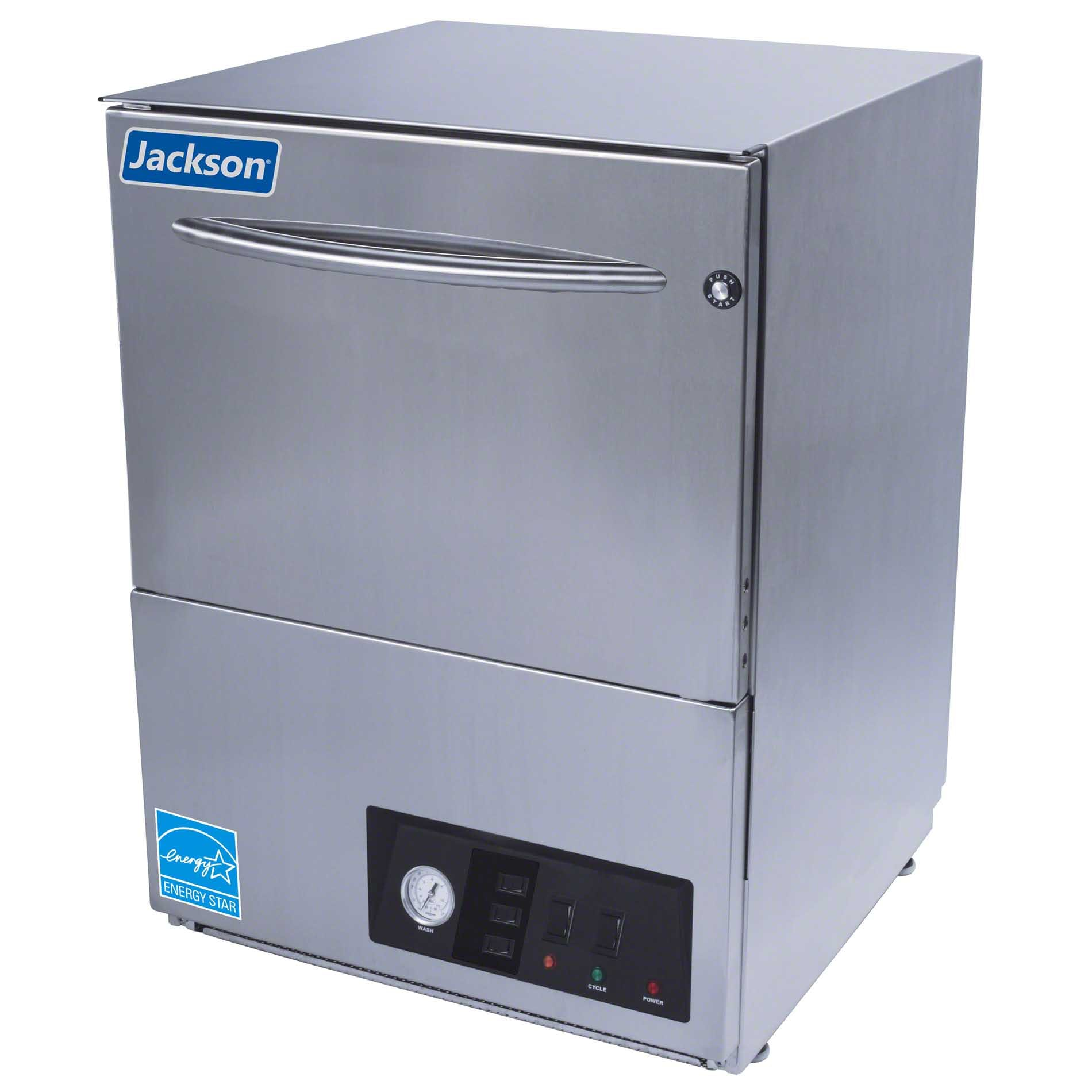 Jackson - Avenger LT 24 Rack/Hr Low-Temp Undercounter Dishwasher Commercial dishwasher sold by Food Service Warehouse