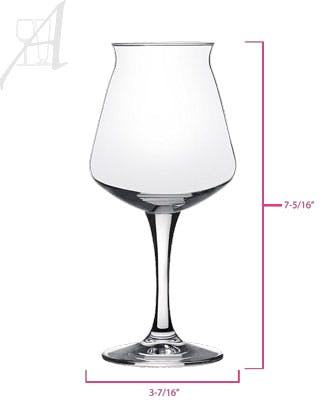Teku Goblet 11 oz. - sold by ARTon Products