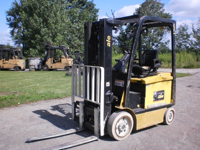 Yale ERC050 Fork Lift Forklift sold by Powerline Equipment Inc