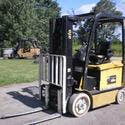 Yale ERC050 Fork Lift - Forklift sold by Powerline Equipment Inc