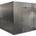 Walk-in Cooler - 8' Height x 8' Front x 8' Side