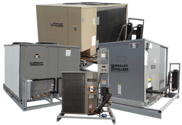 SAE Series - Modular Expandable Chiller System Glycol chiller sold by Whaley Products, Inc.