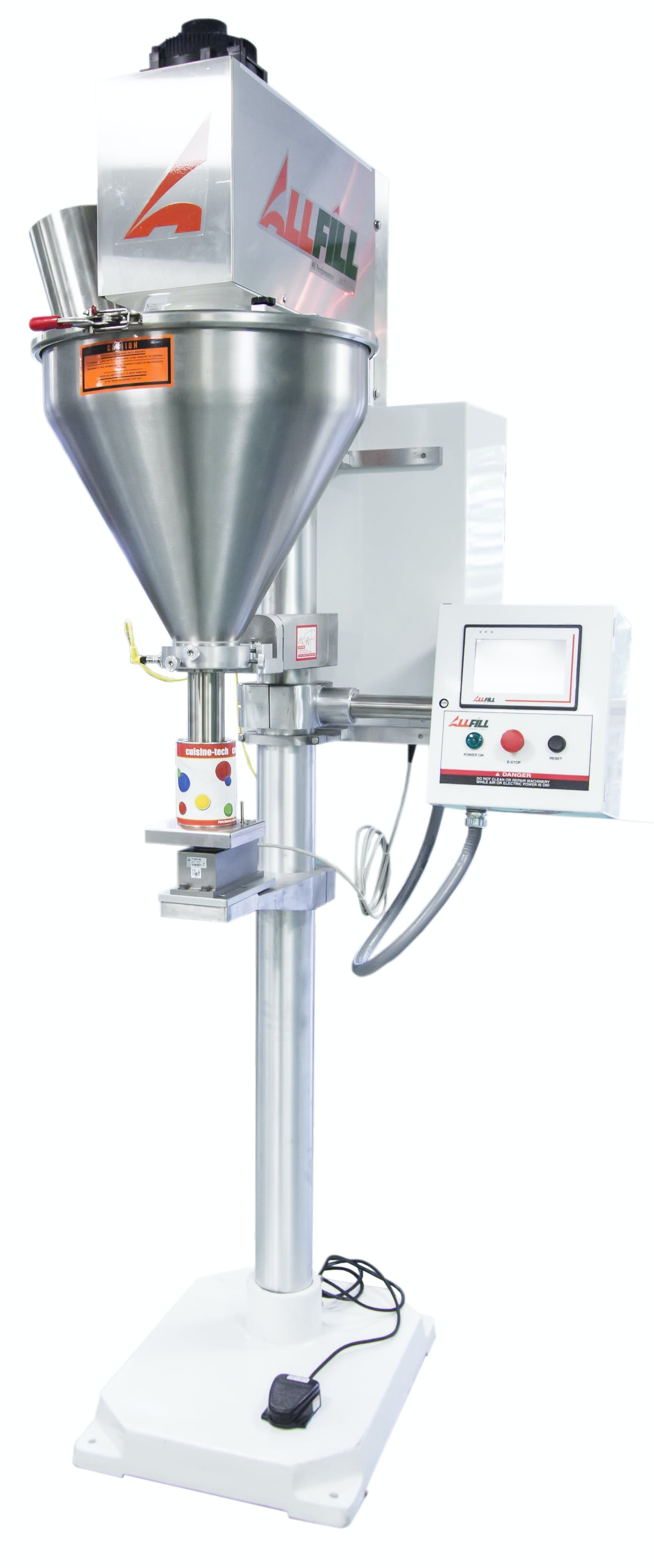 Model B-SV-600 Auger filler sold by All-Fill