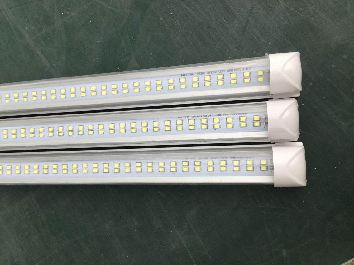 4 Ft. 22W LED Tube Light Double row Integrated - sold by Easy Refrigeration Company