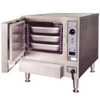 SteamChef - 22CGT3.1 - SST 3 Pan Gas Boilerless Convection Steamer Commercial steamer sold by Prima Supply