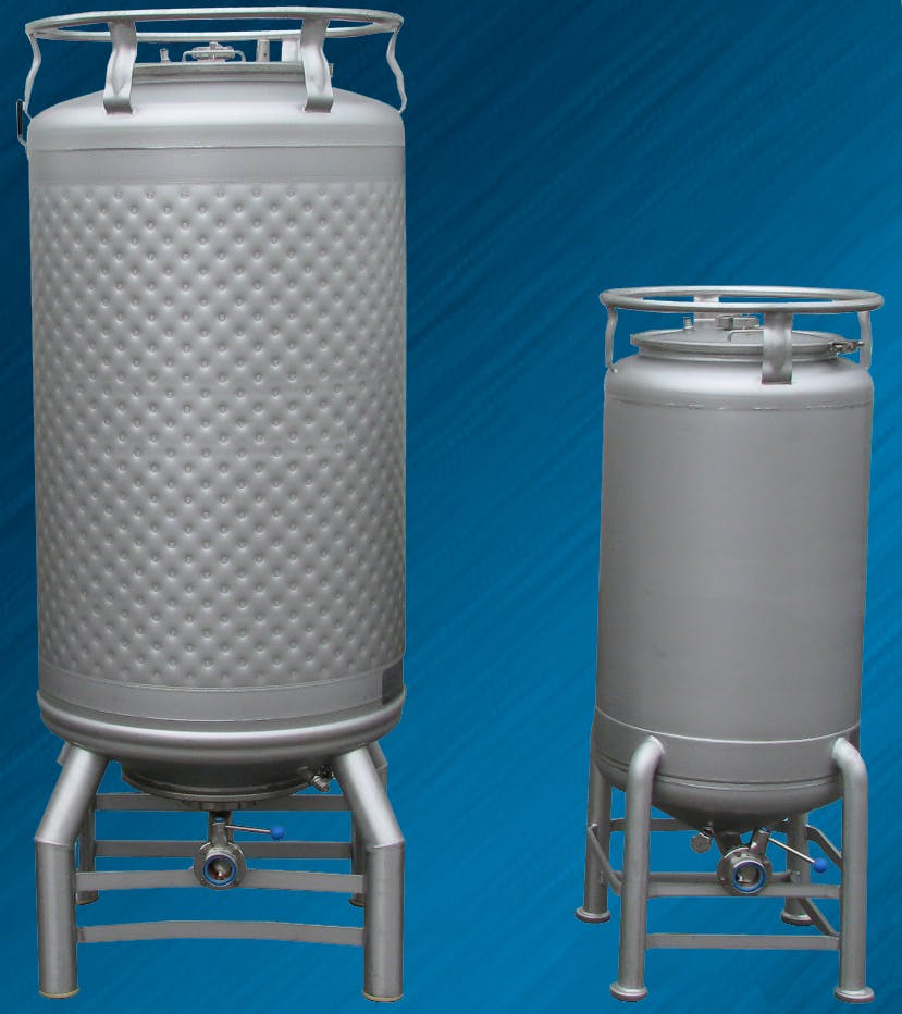 Wine Fermentation Tanks Wine tank sold by Black Forest Container Systems, LLC