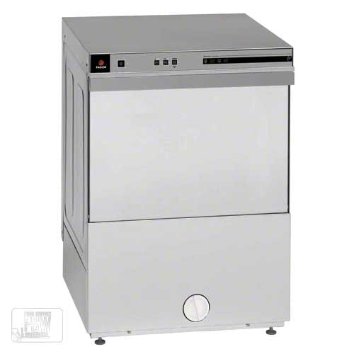 Fagor ad 48w 22 rack hr undercounter dishwasher undercounter commercial dishwasher sold by Dishwasher for small space gallery