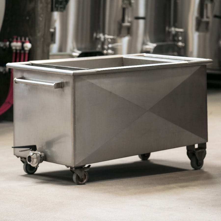 Portable Screen Tank Wine tank sold by Ripley Stainless Ltd