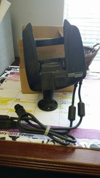 PSION TEKLOGIX WA1210-G2 Charger (Used) - sold by Aevos Equipment