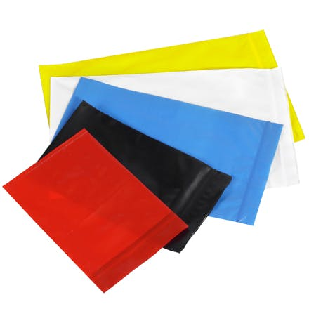 Colored Poly Bags Bag sold by Ameripak, Inc.
